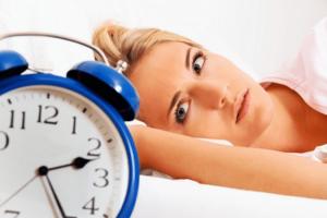 Mất ngủ là tình trạng khó đi vào giấc ngủ
