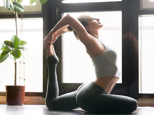 Tập Yoga thường xuyên sẽ giúp ngủ ngon